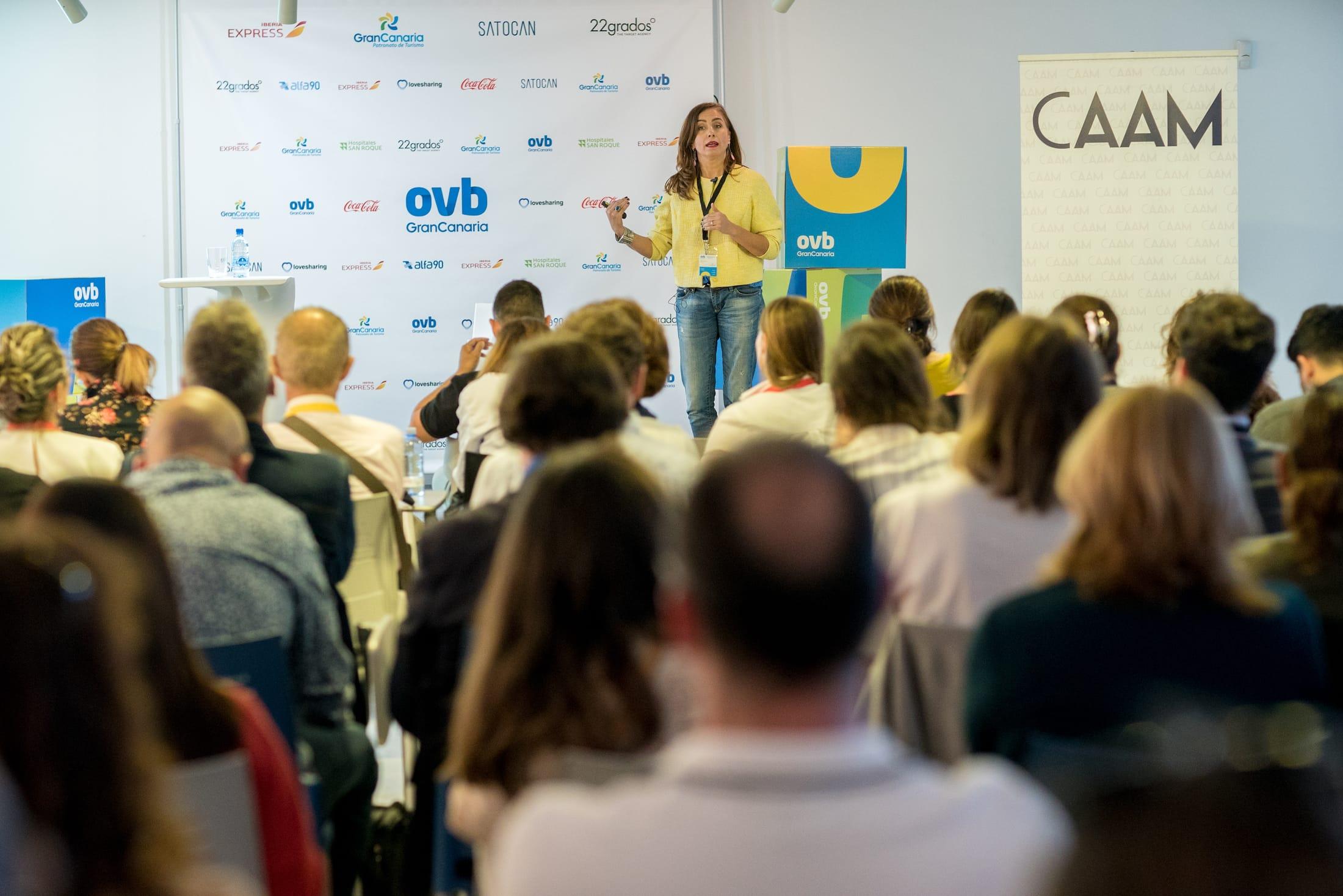 Éxito en el primer Basecamp de Overbooking Gran Canaria, con la participación de 100 asistentes
