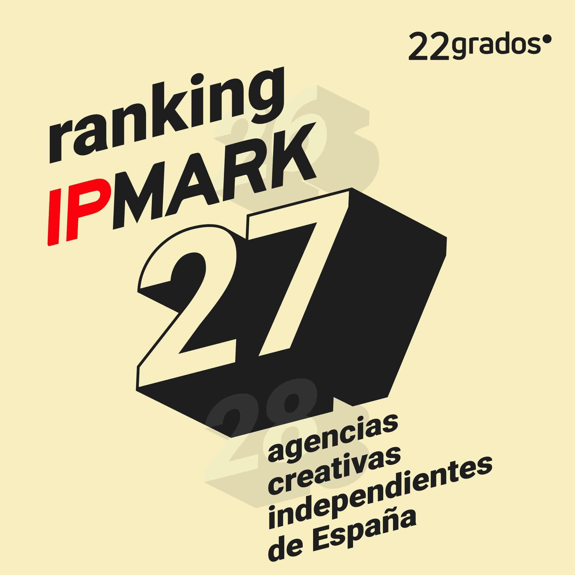 22grados entra en el ranking de agencias creativas independientes en España