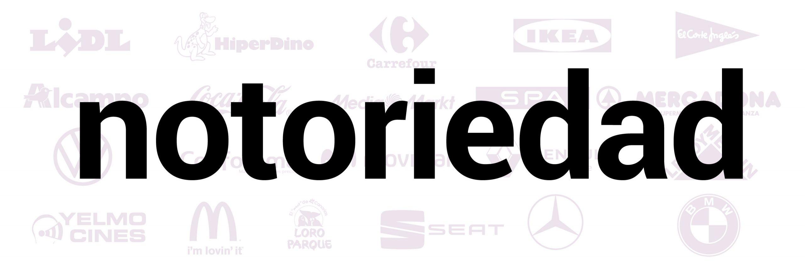 Notoriedad publicitaria: ¿Qué marcas recuerda haber visto ayer en Televisión?