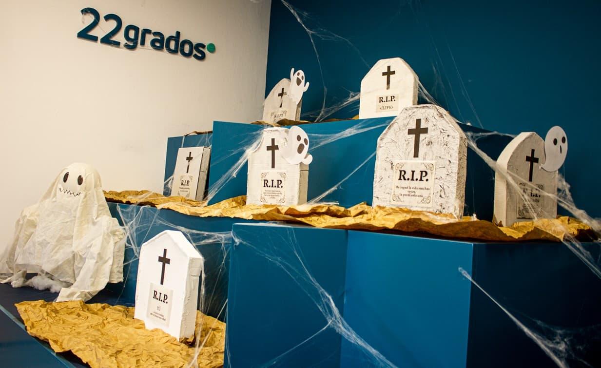 Un Halloween a 22grados