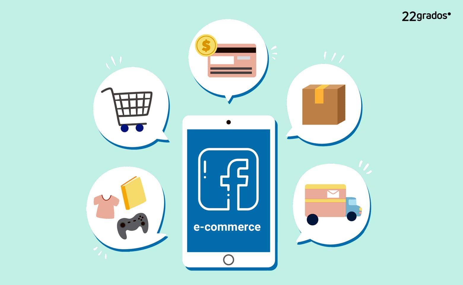 Facebook se lanza al e-commerce