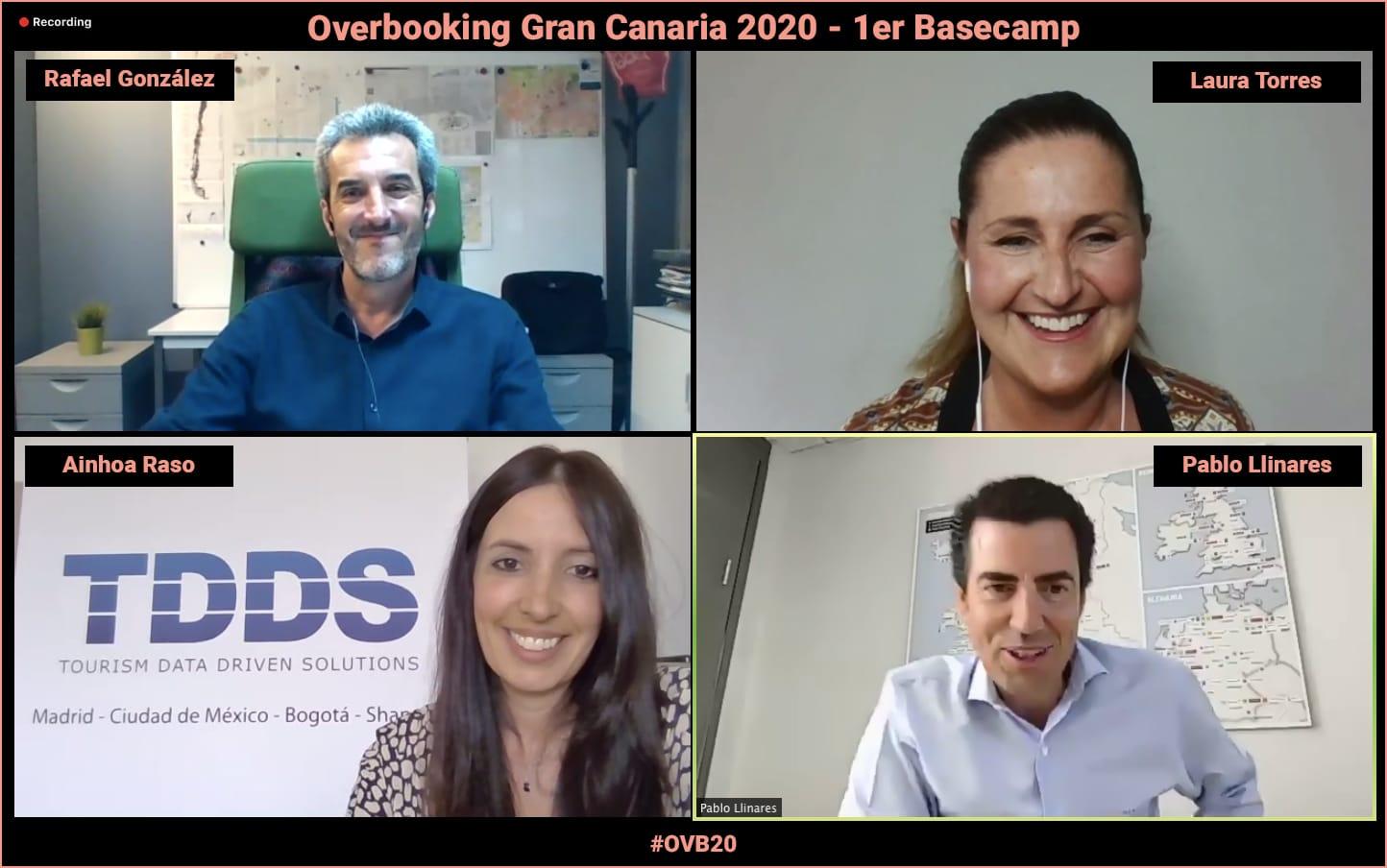 Confianza a través de la comunicación:  Así arranca Overbooking Gran Canaria 2020