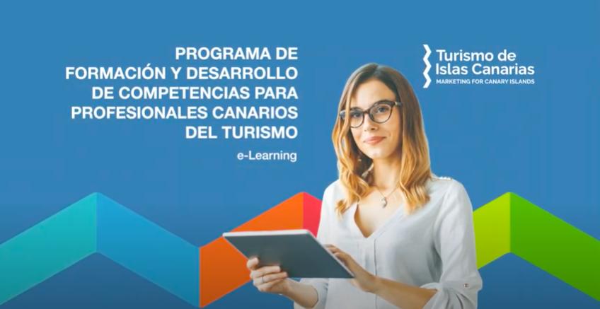 Islas Canarias pone en marcha el programa e-learning para profesionales del sector con más de 40 cursos gratuitos