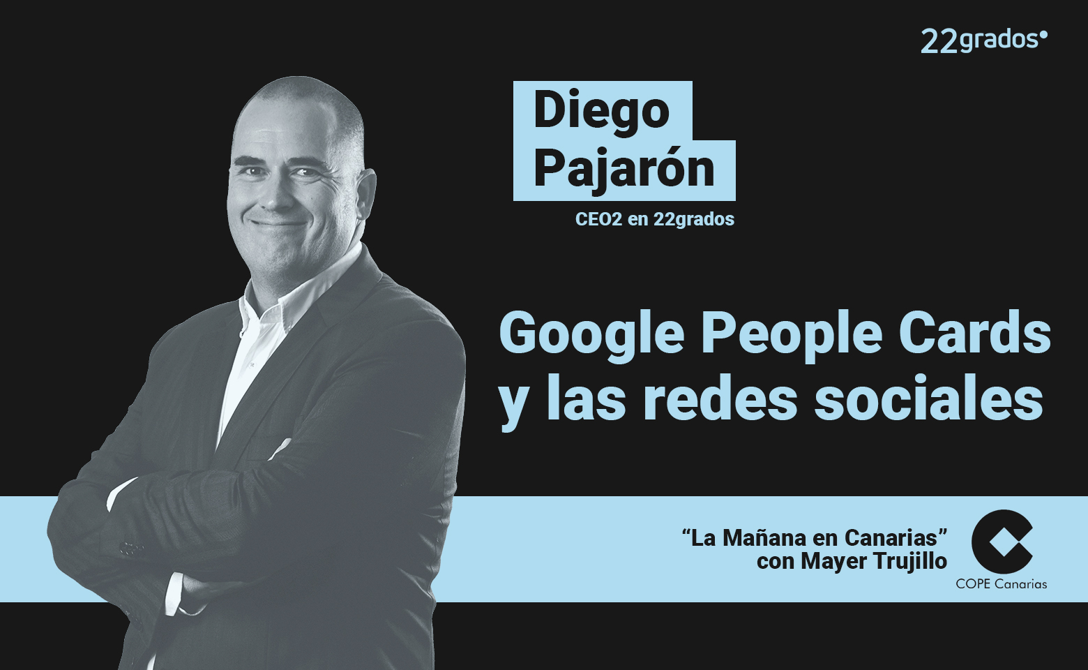 Google People Cards <br>y las Redes Sociales