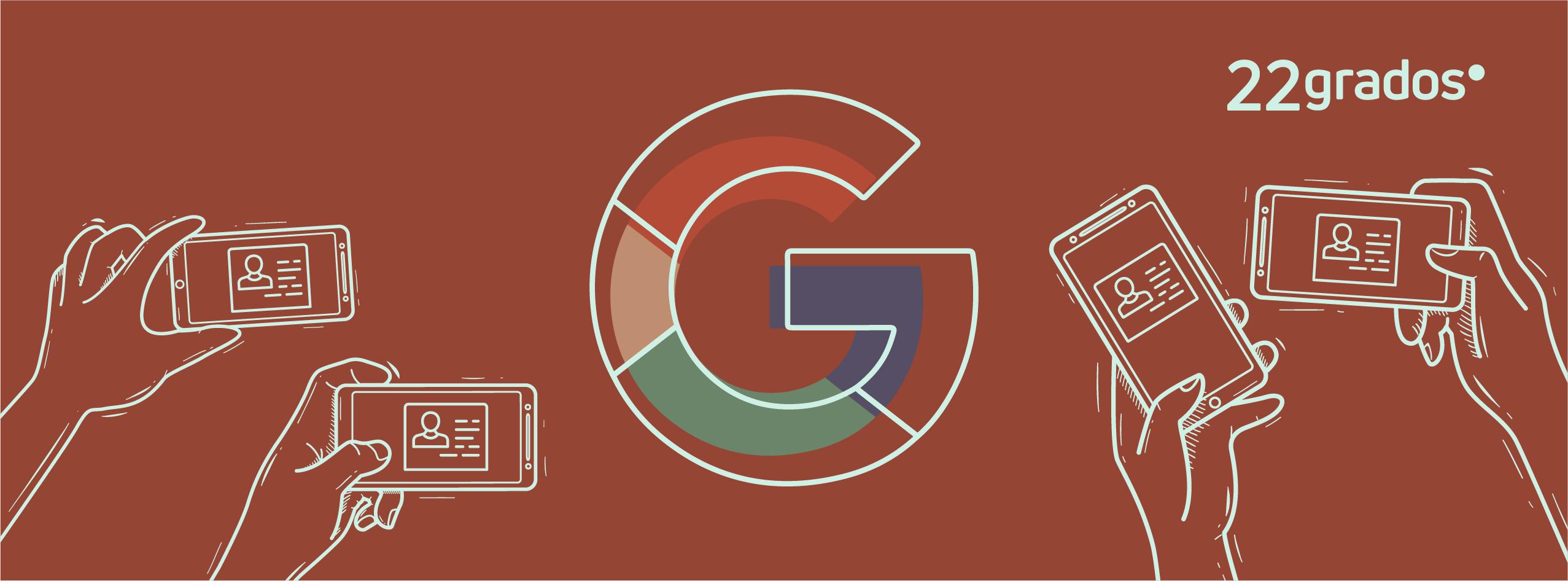 Google People Cards: tu tarjeta de visita virtual