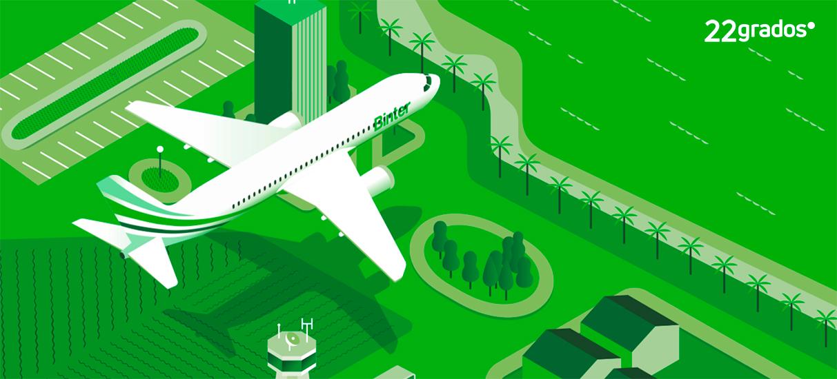La seguridad de volar con Binter