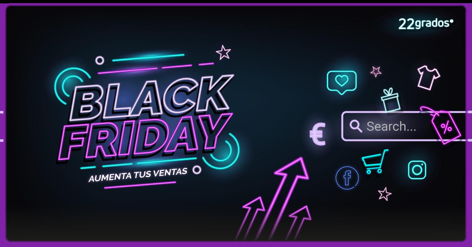 Aumenta tus ventas en este Black Friday