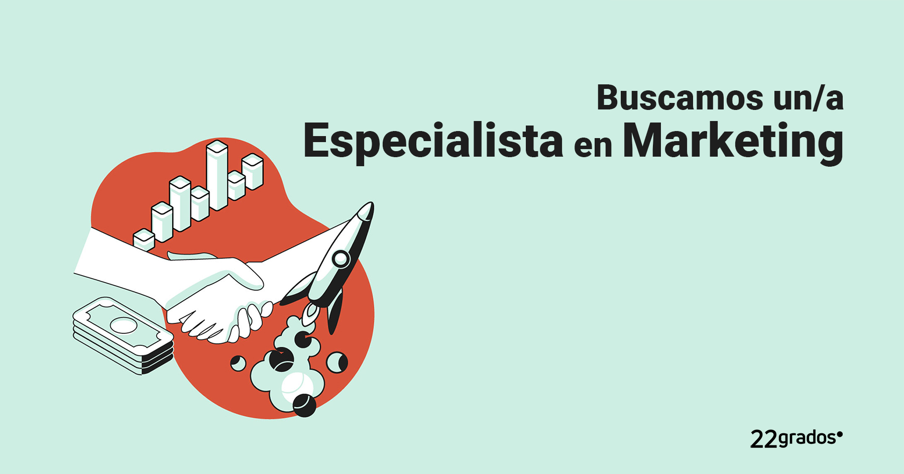 Buscamos un Especialista en Marketing