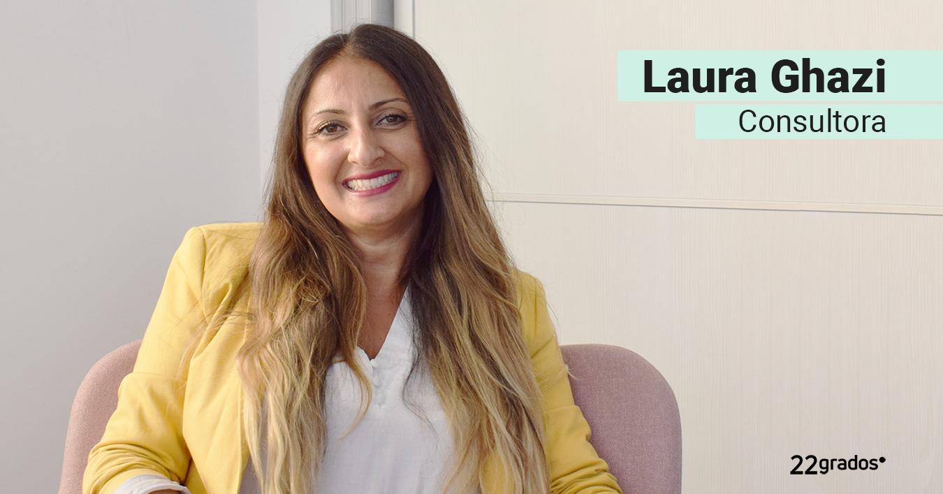 Laura Ghazi se suma al equipo de consultores