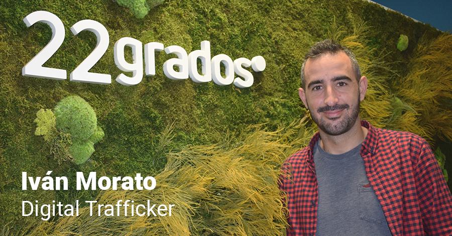 Iván Morato, un refuerzo para el equipo de ATD