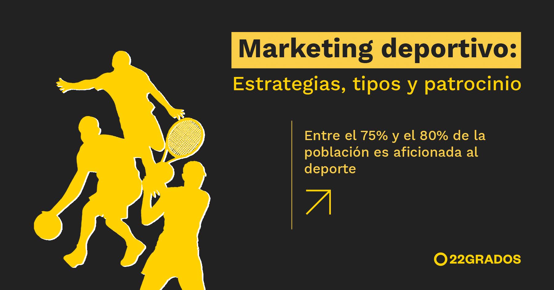 Marketing deportivo: Estrategias, tipos y patrocinio